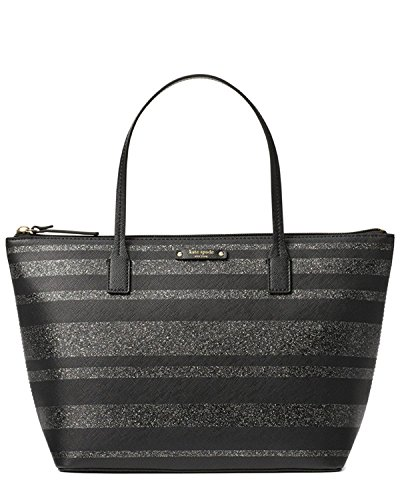 Kate Spade Striped Handbags - Kate Spade New York Haven Lane Hani Tote