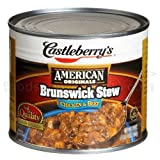 Castleberry Brunswick Stew - no. 10 can, 6 per case