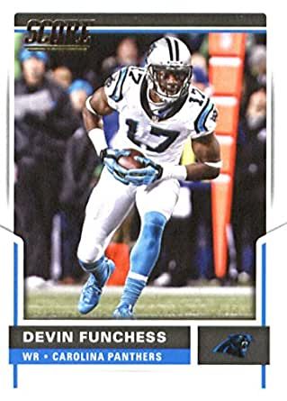 Amazon.com  2017 Score  40 Devin Funchess Carolina Panthers Football ... 3f4b7b3ce