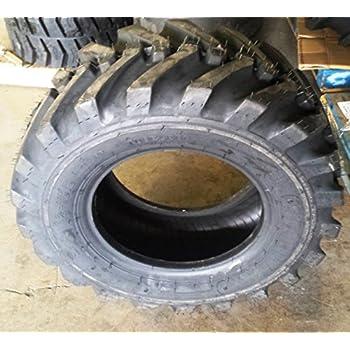 new Summit Flat Proof 12 X 16 5 Skid steer Tires W/ Rims Cat