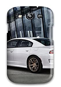 Defender Case With Nice Appearance (new Dodge Charger Srt Hellcat 2015) For Galaxy S3