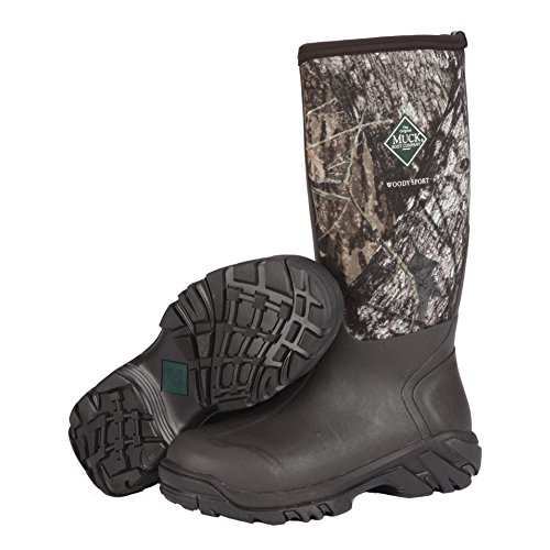 Men's Muck Boots Woody Sport Boots, M.O.B.U., 9M