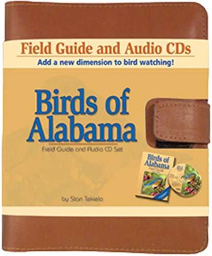 Birds of Alabama Field Guide and Audio Set (Bird Identification Guides)