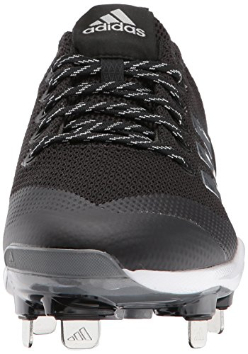 Black Carbon White Metallic X adidas Mid Freak Shoe Men's Silver Softball wHTqpxS0