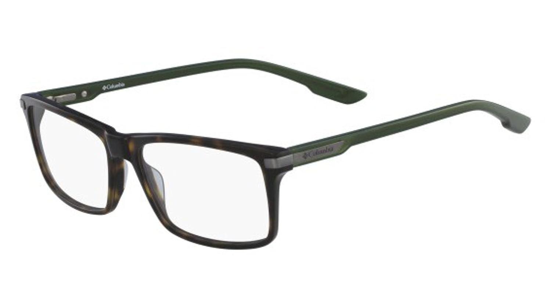 0290c52463b Eyeglasses Columbia C 8010 240 SHINY TORTOISE OLIVE at Amazon Men s  Clothing store