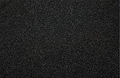 Nicebee Rear Window Grid Plate Dustproof Pad Mat Cover for Toyota C-HR CHR 2017 2018 2019 Black//Red Line