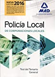 img - for Polic a Local Test del Temario General book / textbook / text book