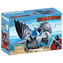 Playmobil How to Train Your Dragon Drago & Thunderclaw Building Set