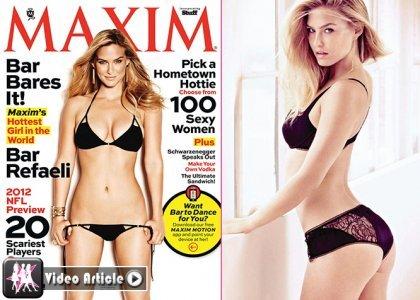 MAXIM magazine (September 2012)