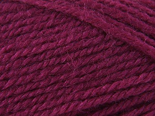 - Stylecraft Life Knitting Yarn DK 2344 Fuchsia - per 100 gram ball