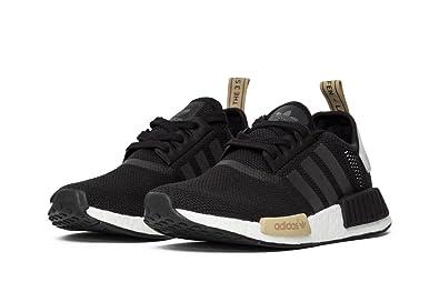 Amazon  adidas | adidas  Damens's NMD R1 Running Schuhes schwarz/schwarz/Purple b6625c