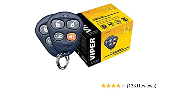 amazon com: viper 211hv 1-way keyless entry system: cell phones &  accessories