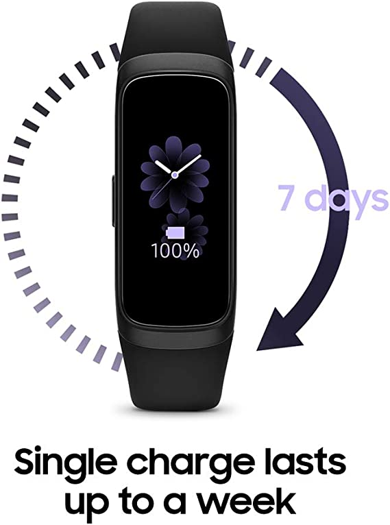 Amazon.com: Samsung Galaxy Fit Black (Bluetooth), SM ...