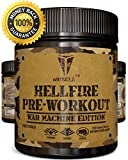 _ANABOLIC_Hellfire PRE-Workout Powder_ * – Extreme- Pre Workout – Fasting Acting Powder – Pre Workout for Men -and- Pre Workout for Women! Pre Workout with Creatine – Pre Workout Suppleme