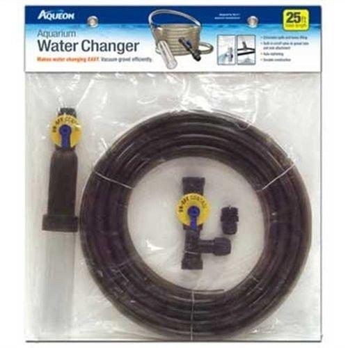 New Aqueon Aquarium Water Changer 25 Feet Easy Vacuum Gravel Siphon