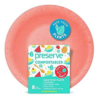 Preserve Compostable Bowls