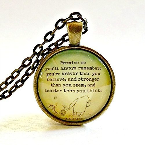 Pooh Necklace - 4