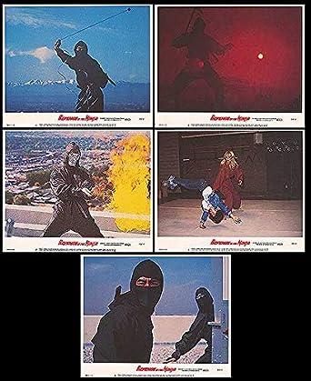 Revenge of the Ninja - Authentic Original 14
