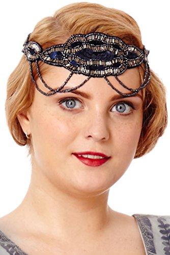 ritz-vintage-inspired-headband-in-navy-silver