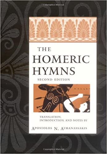 the homeric hymns 2nd second edition text only