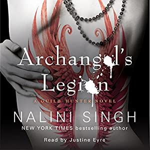 Archangel's Legion Hörbuch