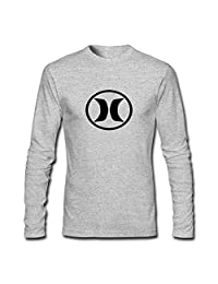 Boys Girls Long Sleeves T-shirts Tops For Hurley Classic