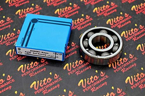 (1 x VITO'S Yamaha Blaster 200 Clutch Side Crank crankshaft Bearing KOYO)