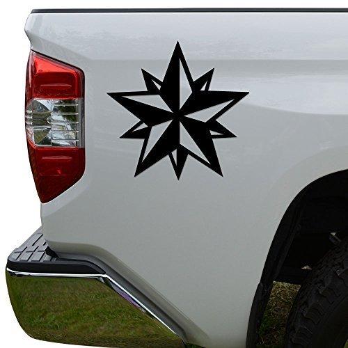 WenNuNa CCCP Russian Star Die Cut Vinyl Decal Laptop Car Truck Bumper Window Sticker