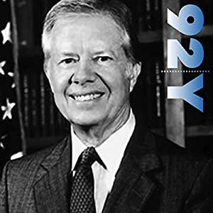 Jimmy Carter at the 92nd Street Y Speech