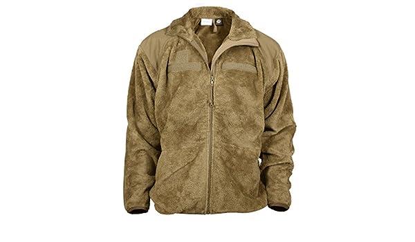 Amazon.com  Rothco Generation III Level 3 ECWCS Fleece Jacket ... 43f1fd4de91