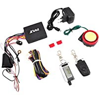 Pyle PLMCWD75 Watch Dog Motorcycle Vehicle Alarm Security System