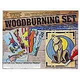 wood burning kit kids - Gener8 GS21044M Wood Burning Set, Multi