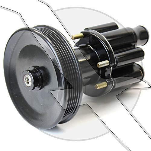 MerCruiser Sea Water Pump/Pulley - Serpentine Belt - Replaces 46-807151A9