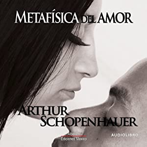 Metafisica del amor [Metaphysics of Love] Audiobook