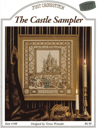 The Castle Sampler (Just CrossStitch, #108)