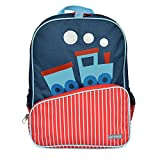 JJ Cole Toddler Backpack, Train