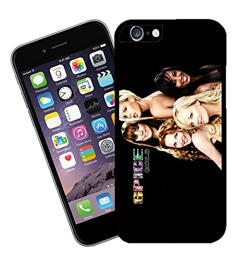 The Spice Girls phone case 01 - This cover will fit Apple model iPhone 4 and 4s - By Eclipse Gift Ideas
