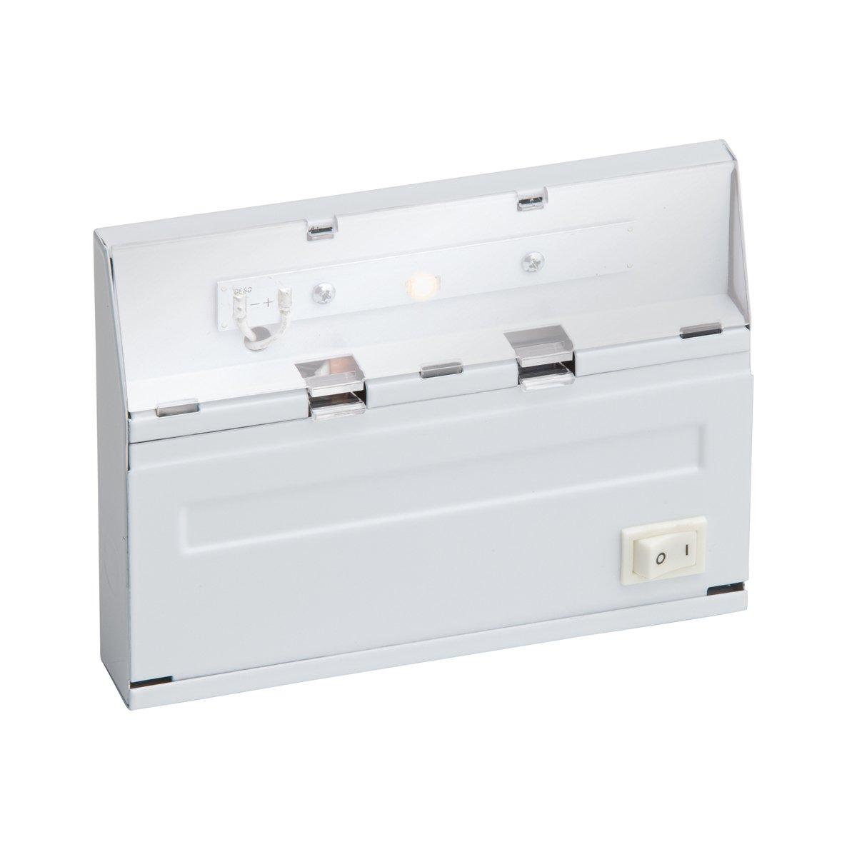 Kichler 12051WH DirectWire LED Under Cabinet Light, White - Under ...