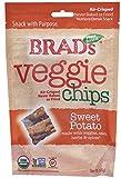 Brad's Raw Chips, Sweet Potato, 3 Ounce