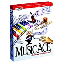 Music Ace Consumer Version, Hybrid Cd-Rom
