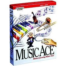 HARMONIC VISION Music Ace ( Windows/Macintosh )