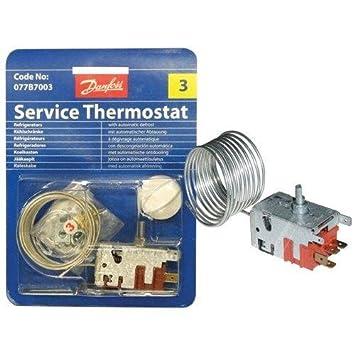 Danfoss Service Thermostat 3 - Termostato para frigorífico