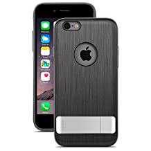 Moshi 99MO079022 iGlaze Kameleon iPhone 6 Case, Black