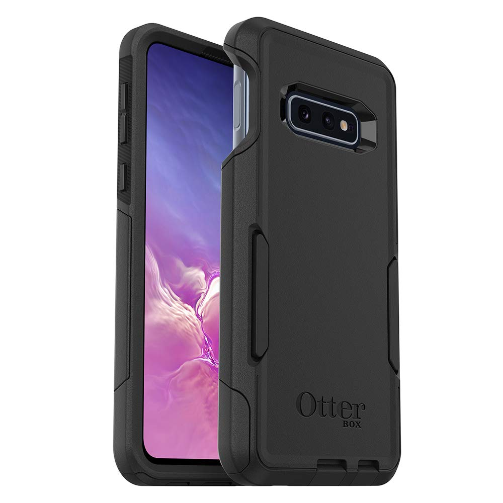OtterBox COMMUTER SERIES Case for Galaxy S10e - Retail Packaging - BLACK