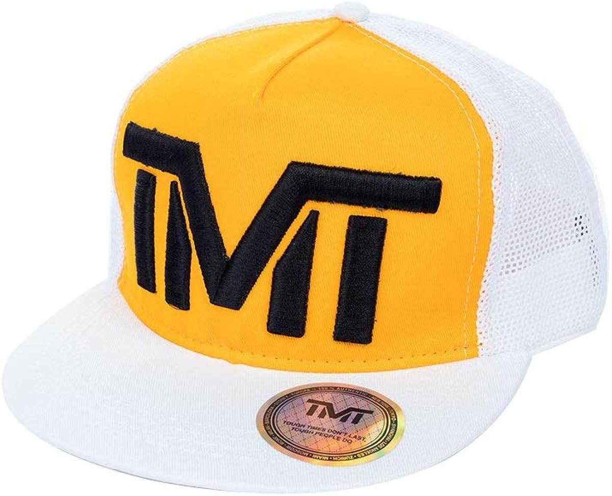 TMT - Gorra de béisbol - para Hombre Amarillo Amarillo Talla única ...