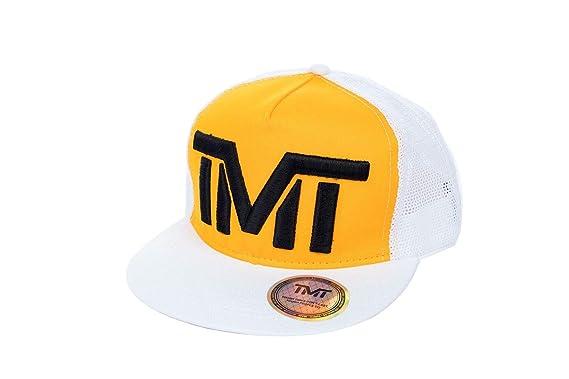 TMT - Gorra de béisbol - para Hombre Amarillo Amarillo Talla única: Amazon.es: Ropa y accesorios