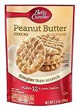 Betty Crocker Cookie Mix Peanut Butter Snack Size, 7.2 Ounce