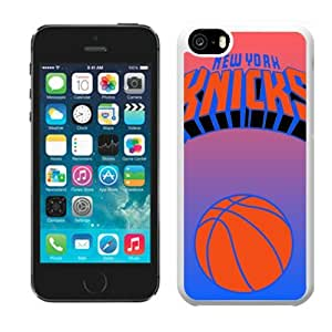 SevenArc NBA New York Knicks Iphone 5c Cover Case Hot For NBA Fans