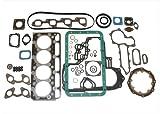New Kubota V2203 Full Gasket Set