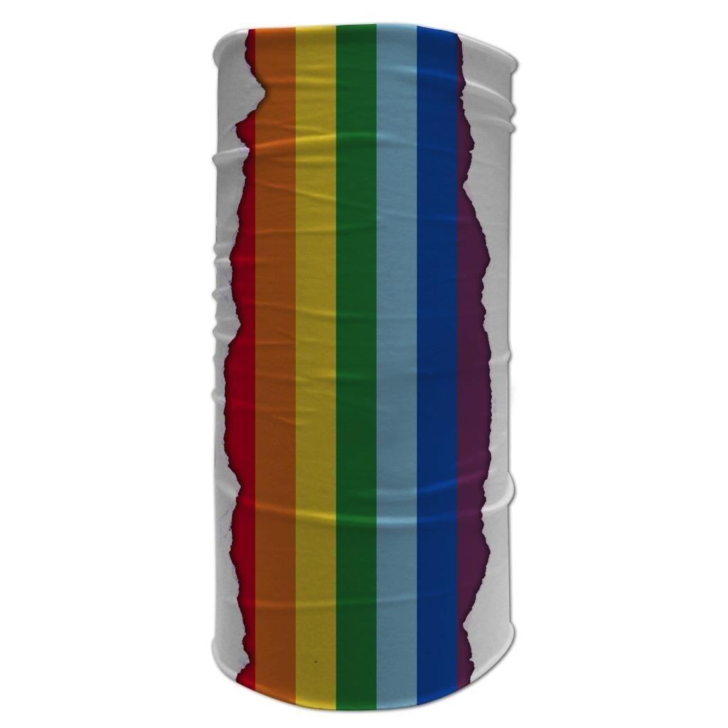 Bang Tidy Clothing Deportes Cara M/áscara Gay Pride LBGT Ciclismo Bufanda Pa/ñuelo Diadema Cuello Calentador